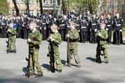 форма для кадетов,  кадетская парадная форма китель брюки под заказ