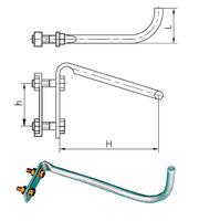 Рог разрядный РРН-312